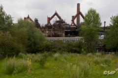 Anciennes aciéries de Völklingen