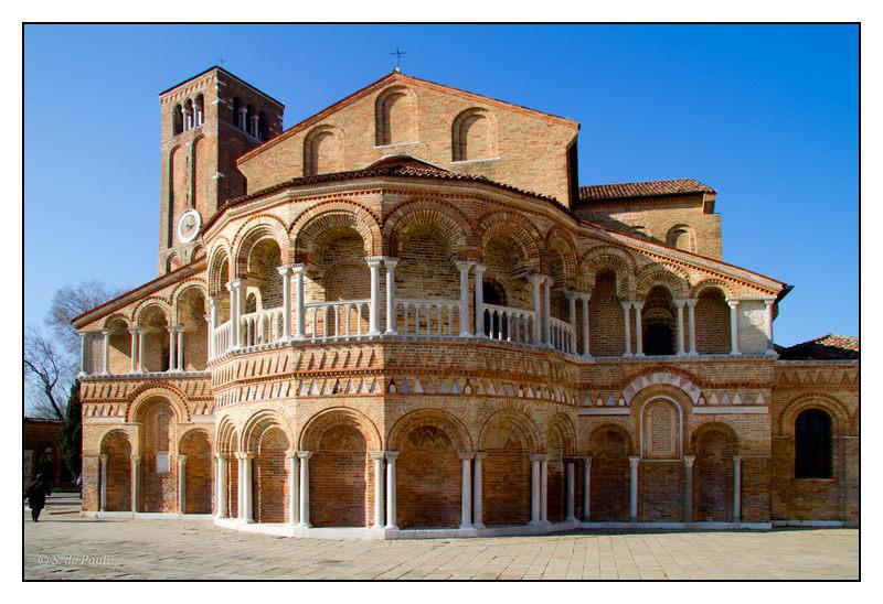 Basilique Sainte Marie