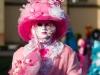 Dans la rue en rose