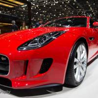 Jaguar : F-Type S