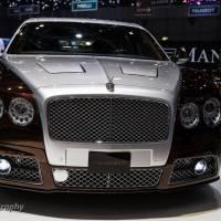 Mansory : Bentley V8