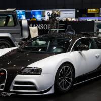 Mansory : Bugatti Veyron