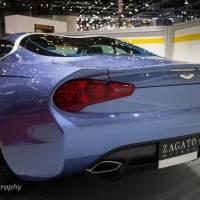 Aston Martin : DB9 Zagato