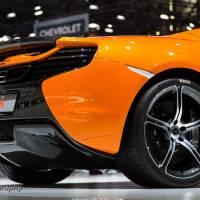 McLaren : 650S