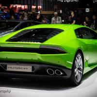 Lamborghini : Huracan