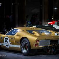 Exposition 24H du Mans : Ford GT40