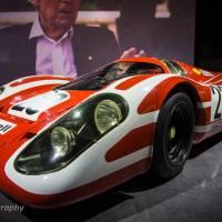 Exposition 24H du Mans : Porsche 917k