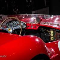 Exposition 24H du Mans : Ferrari