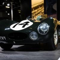 Exposition 24H du Mans : Jaguar Type D