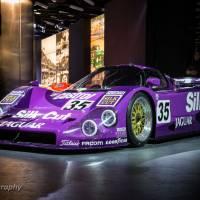 Exposition 24H du Mans : Jaguar
