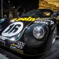 Exposition 24H du Mans : Rondeau
