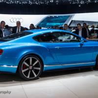 Bentley : V8S