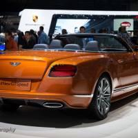 Bentley : Speed