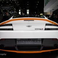 Aston Martin : V12 Vantage S