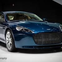 Aston Martin : Rapide S