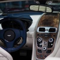Aston Martin : Vanquish Volante
