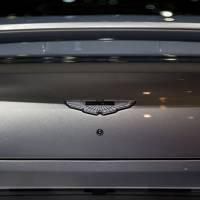 Aston Martin : Vanquish