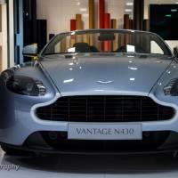 Aston Martin : V8 Vantage N430 Volante