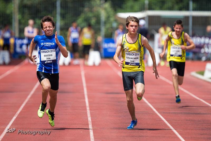 Meeting Athlétisme Forbach