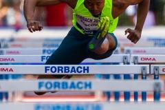 2014 Meeting International Athlétisme de Forbach