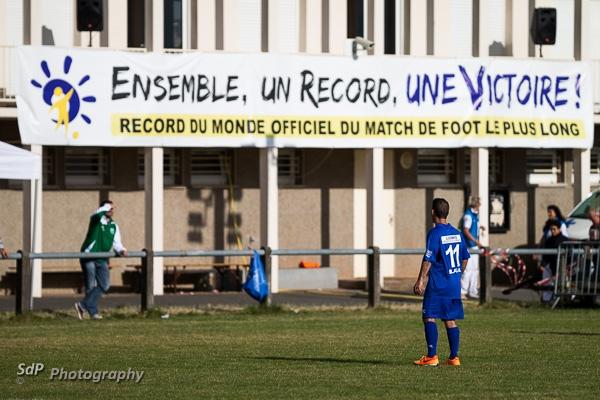 Record du monde match de foot