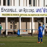 Record du monde match de foot