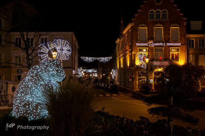Illuminations Noël Saint-Avold