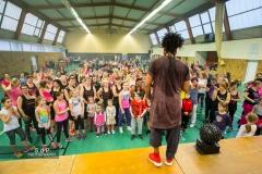 Zumba caritative Bouchons de l'espoir