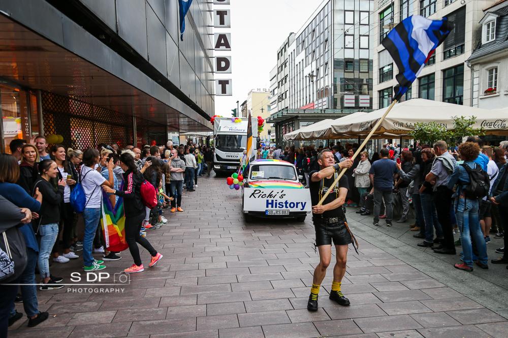 Christopher Street Day Saarbrücken